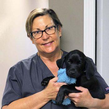 Dr. Nancy Ferguson, DVM